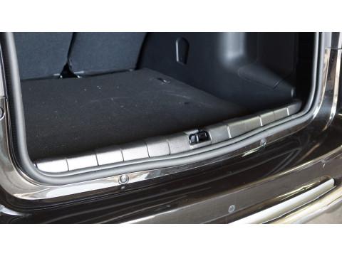 Накладка в проём багажника Renault Duster