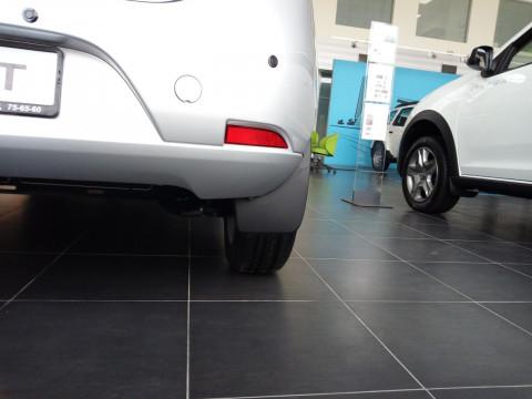 Брызговики задние увеличенные Renault Sandero 2