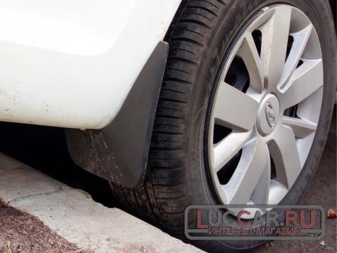 Брызговики задние увеличенные Lada Granta FL