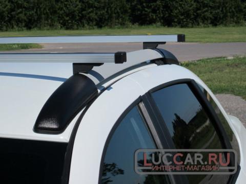 Рейлинги с продольным пазом Lada Granta Fl (седан), Datsun On-Do