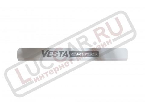 Накладка в проем дверей (4шт) (НПС) Lada Vesta SW Cross