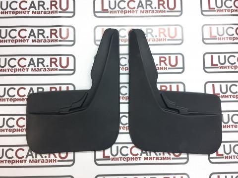 Брызговики задние Lada Xray (увеличенные)