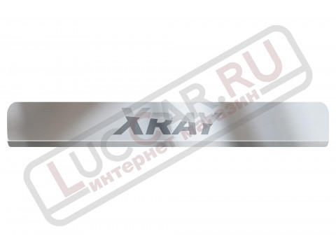 Накладка в проем дверей (4шт) (НПС) Lada Xray