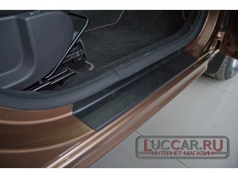 Накладки в проём дверей Lada Xray