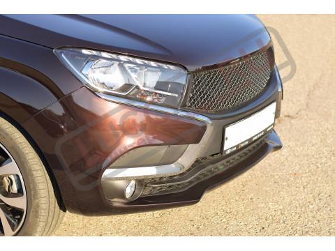 Решетка радиатора (ABS) Lada Xray