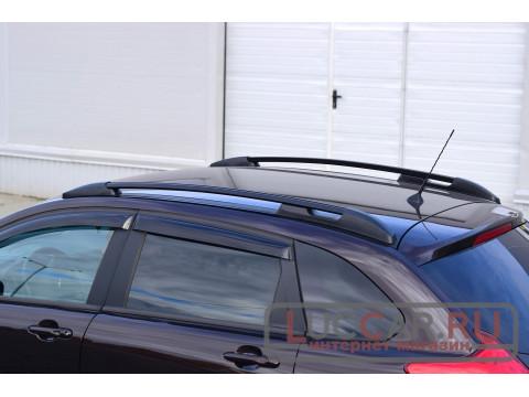 Рейлинги на крышу Lada Xray (Муар)