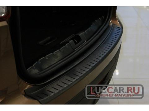 Накладка в проём багажника Lada Xray