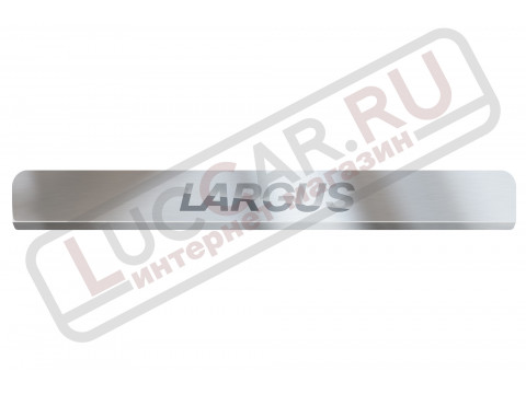 Накладка в проем дверей (4шт) (НПС) Lada Largus