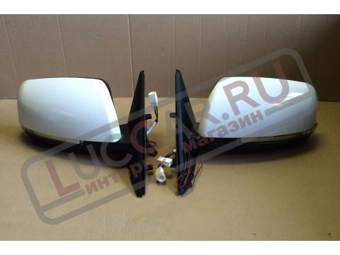 Зеркало заднего вида Лада Приора Рестайлинг ( с повторителем поворота, электроприводом и обогревом)