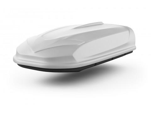 Автобокс Avatar YUAGO (460 л.) (Euro Lock) Серый, Белый, Черный (тиснение)